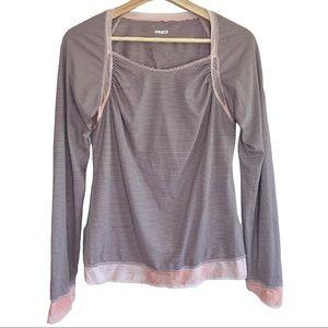 Lululemon Activewear Long Sleeve Top